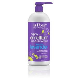 French Lavender Bath & Shower Gel 32 Oz