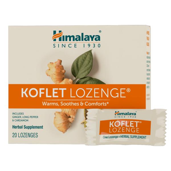 Koflet Lozenge 20CT
