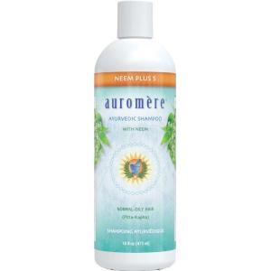 Auromere Shampoo Neem plus 5 Herbs 16oz