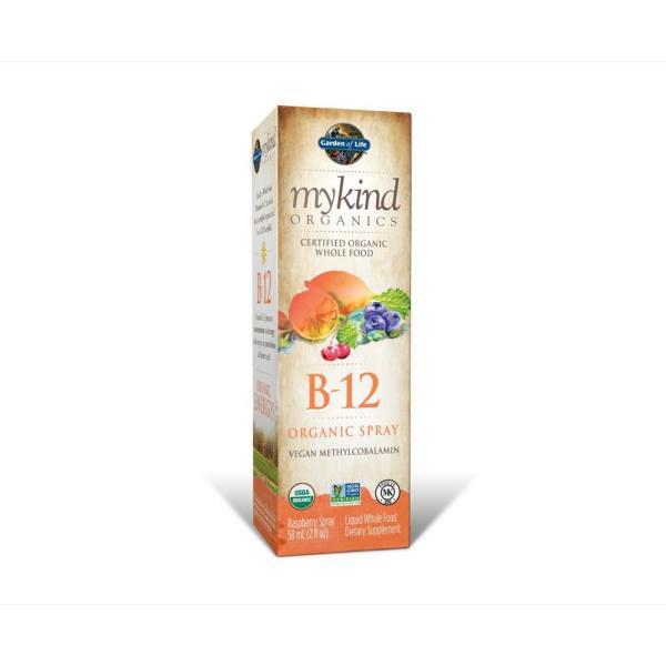MyKind Organic B-12 Spray