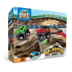 Play Dirt Monster Truck