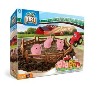 Play Dirt Pig Pen