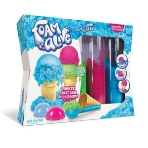 Foam Alive Ice Cream
