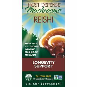 Host Defense Reishi Capsules 60C