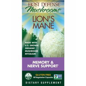 Host Defense Lions Mane 60c