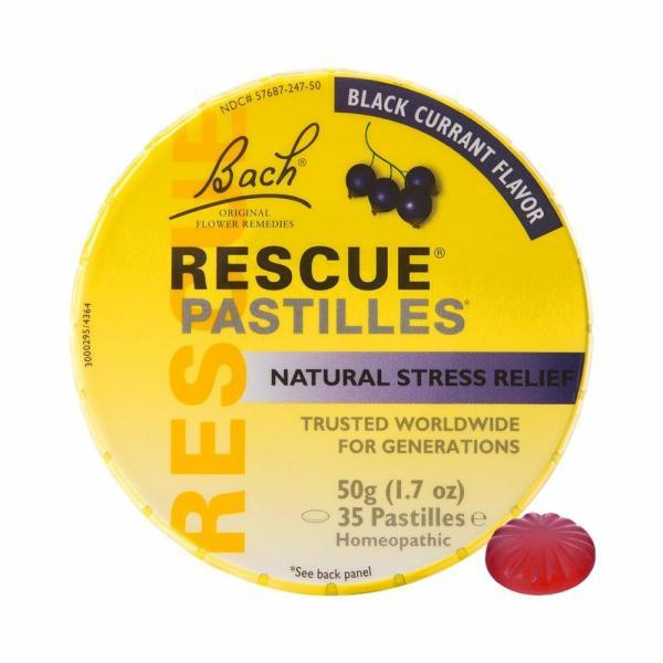Rescue Remedy Pastilles Black Curr