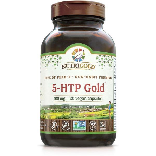 5-HTP Gold 100mg 120vc