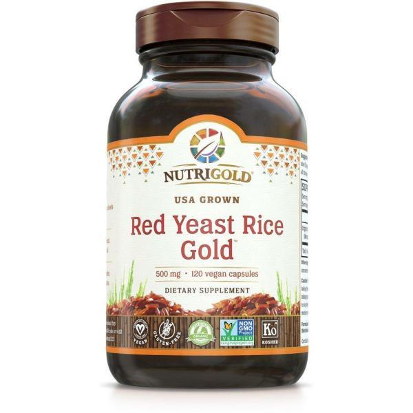 Red Yeast Rice Gold 500mg 120c
