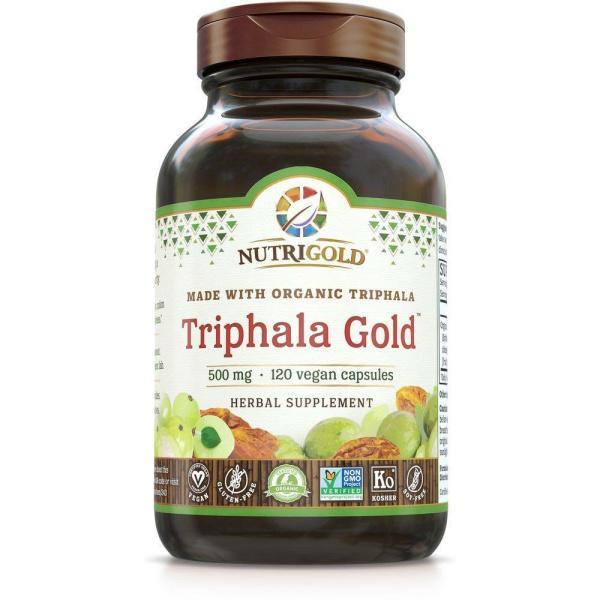 Triphala Gold 650 Mg 120C