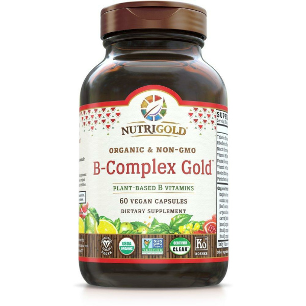 Whole Food B-Complex Gold