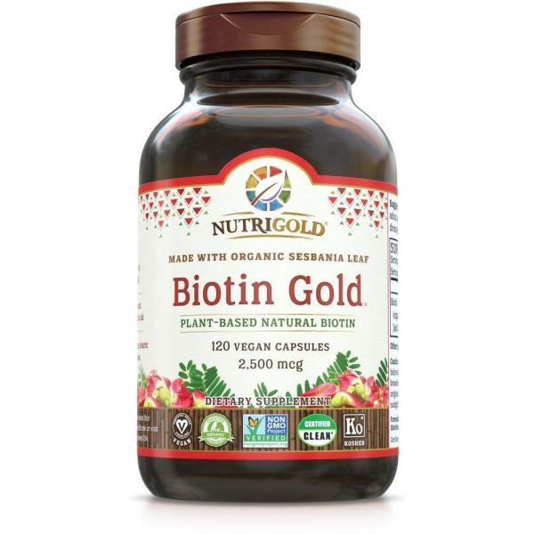 Biotin Gold 2