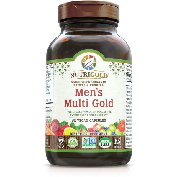 Men's Multi Gold 90vc