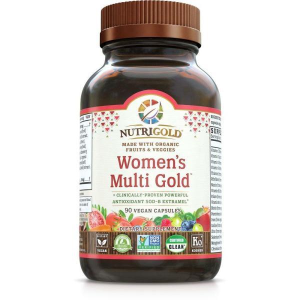 Women's Multi Gold 90vc