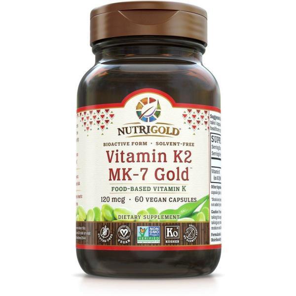 Vitamin K2 MK-7 100mcg 60vc