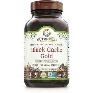 Black Garlic Gold 400mg 90vc