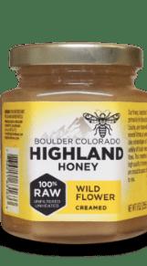 Highland Honey Wild Flower Raw 5.2oz