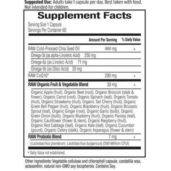 Vitamin Code Raw Co-Q10