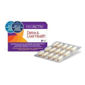 Regactiv Detox & Liver 60C