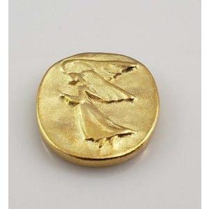 Gold Pocket Angel