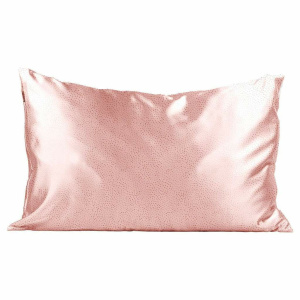 Microdot Satin Pillowcase