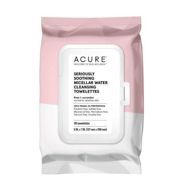 Soothing Micellar Towelettes