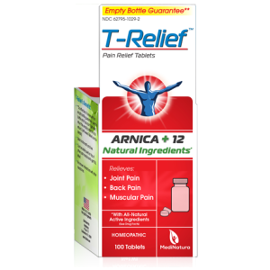 T-Relief Tablets 100ct