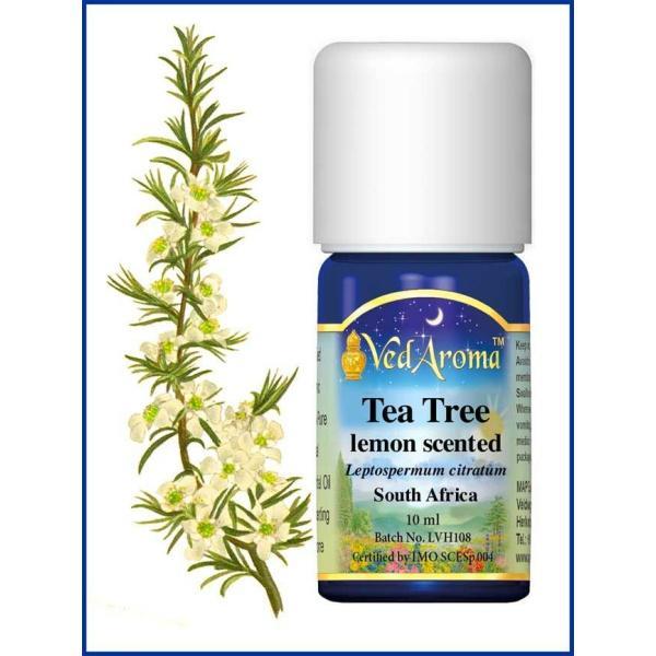 Tea Tree Lemon Scented 10 ML