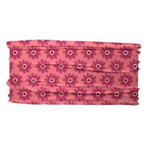 Thin Headband Raspberry Blooms
