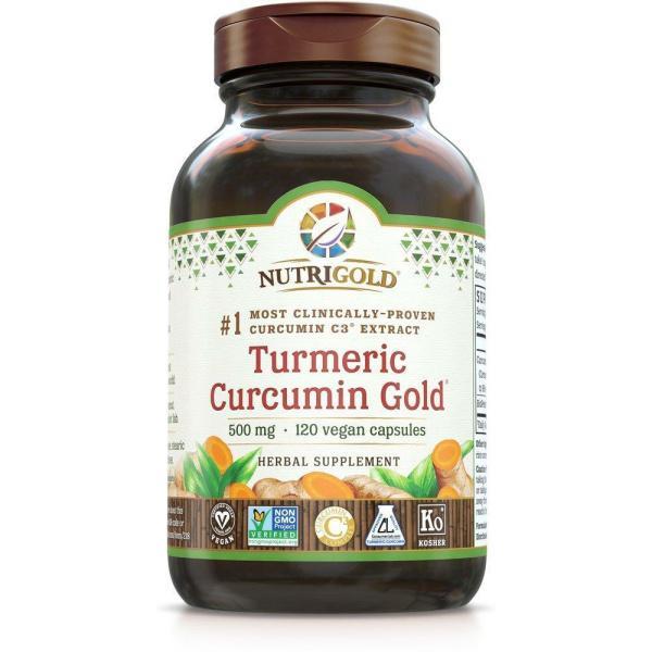 Turmeric Curcumin Gold 500mg