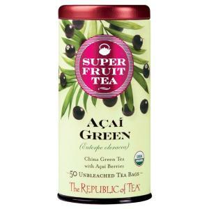 Organic Acai Green Superfruit Tea
